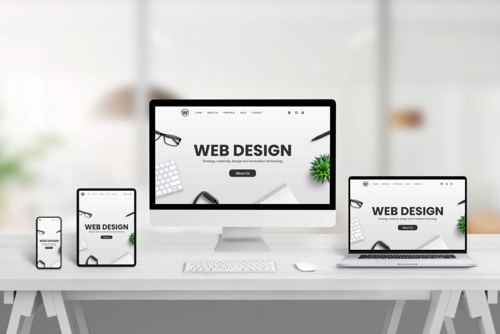 Bild Webdesign